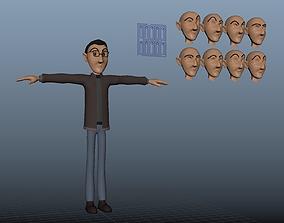 Character Man 3D