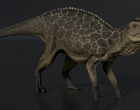 Edmontosaurus Asset Pack 3D model