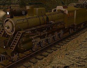 3D print model Locomotive