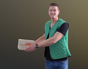 Thomas 10128 - Standing Warehouse Man 3D model