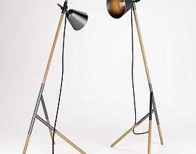 3D Insert Floor Lamp by Artisan