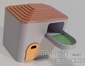3D print model Pet House