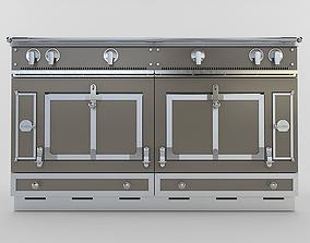La Cornue Chateau 150 3D cooktop
