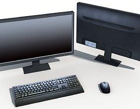 3D asset Desktop Elements