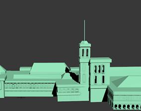 Savitribai Phule Pune University Maharashtra 3D