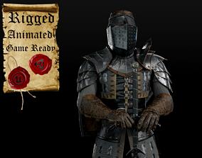 3D asset Crusader