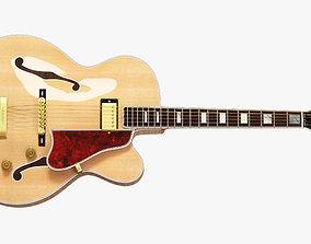 3D asset Gibson L-5 Guitar
