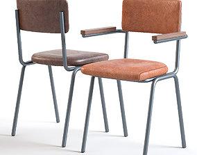 Chair Lifestyle School 3D