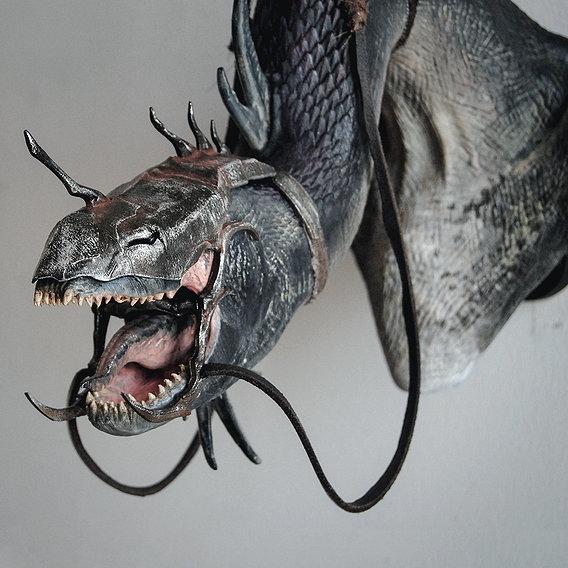 Lord of the Rings - Fellbeast