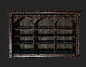 3D asset Old Showcase