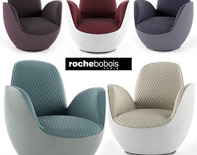 Armchair AIRCELL FAUTEUIL 3D