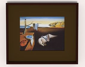 The Persistance of Memory by Salvador Dali ready for 3D
