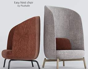 3D Easy Nest chair by Plushalle