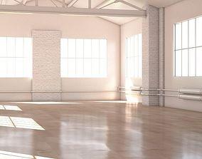3D asset studio render 2