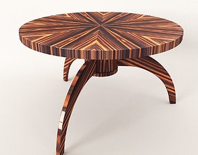 3D Side table - Art Deco 1920 side-table