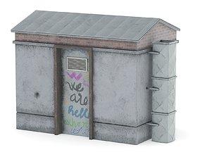 Rooftop 02 3D model