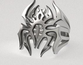 Spider ring - original 3D printable model