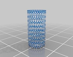 vase 3D print model design