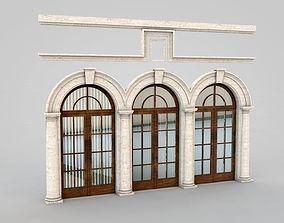 Architectural Element 076 3D asset