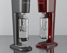 kitchen appliance 22 am145 3D