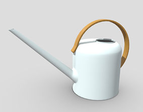 3D asset Watering Can 4