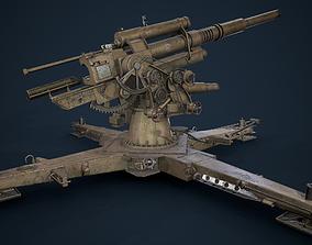 3D model FlaK 88
