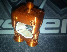 Sharpener Robot 3D print model