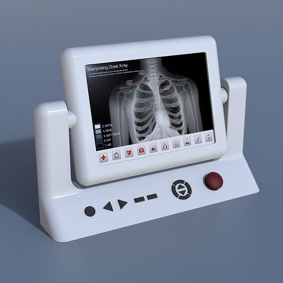 Medical Visualization Monitor