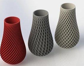 spiral vases 3D print model