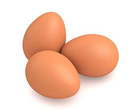 Egg Chicken 3D model