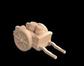 big cart 3D print model