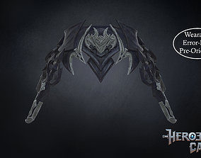 Final Fantasy XIV - Drachen Armor - Waist 3D print model