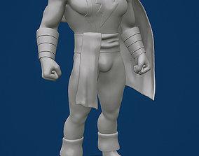 3D printable model Captain Marvel