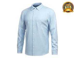 3D model Men Shirt