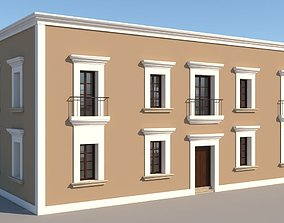 Mexican House 3D model
