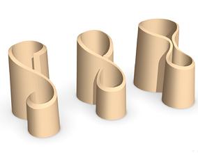 Vase Sections 3D print model