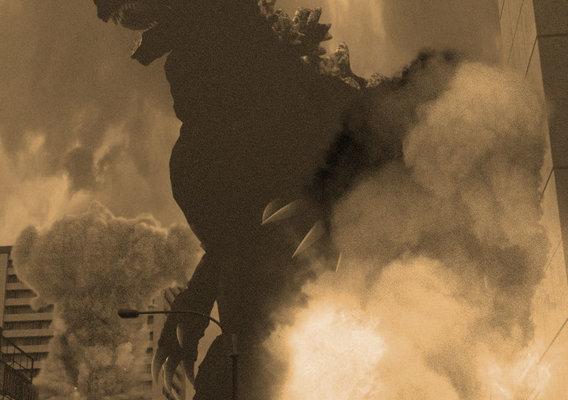 Revenge Of Godzilla