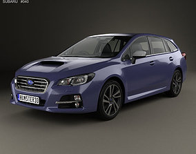 Subaru Levorg 2015 3D wagon