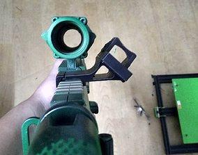 3D printable model 45 Deg mount