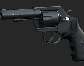 3D asset Smith Wesson