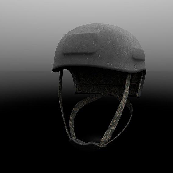 Basic Combat Helmet
