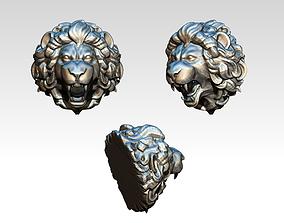 Roar Lion 3D printable model