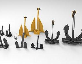 Anchor 3D anchor