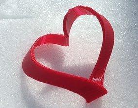 Mobius Heart 3D printable model