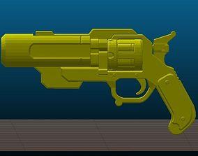 Mccree Lifeguard Pistol Printable