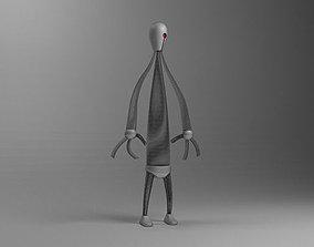 Springman 3D model