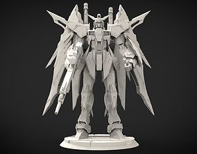 3D print model Metal Build Destiny Gundam