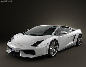 3D Lamborghini Gallardo LP 560-4 2009