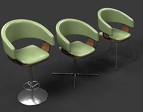 3D model chair Mollie Chair