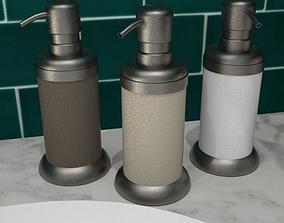 soap dispensers 3D model